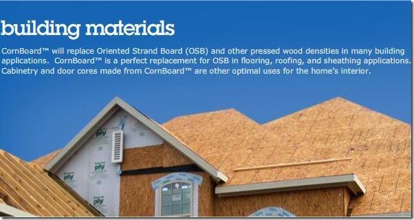 Jtb World Blog Building Materials Made Of Corn Stover