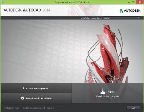 AutoCAD 2014 configuração