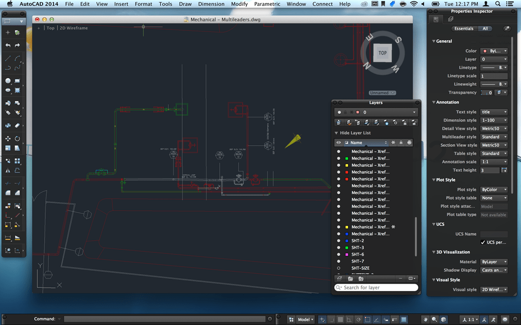 JTB World Blog: AutoCAD 2014 for Mac and AutoCAD LT 2014 for Mac