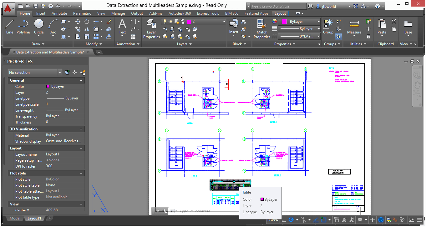 Autodesk AutoCAD 2015 Trial Available