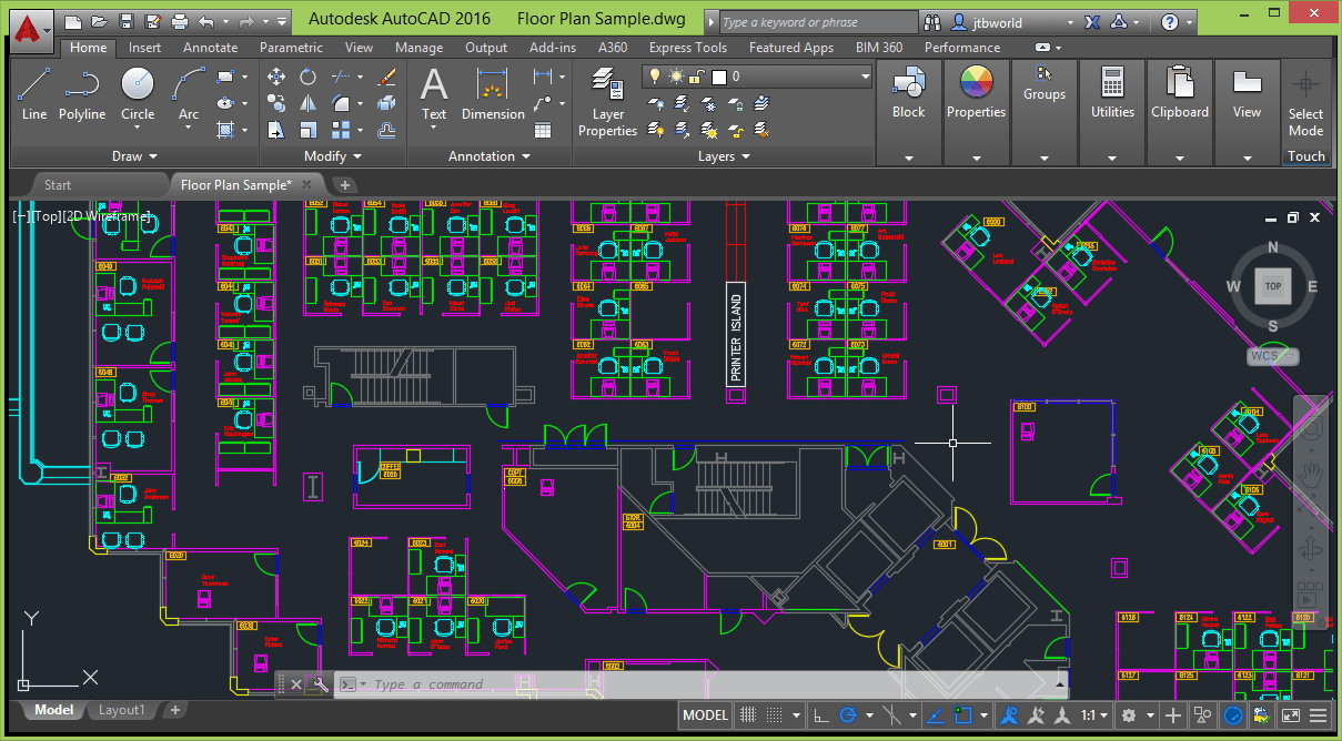 Previous AutoCAD version AutoCAD 2015 .
