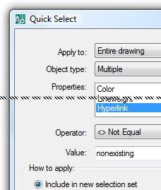 JTB World Blog: AutoCAD hyperlink command advanced