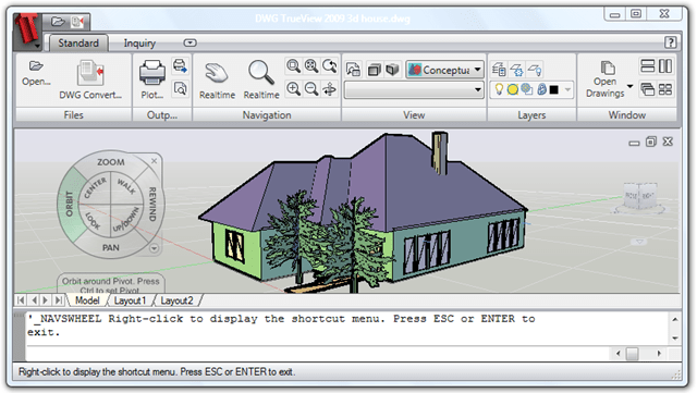 JTB World Blog: DWG TrueView 2009 includes measuring ability