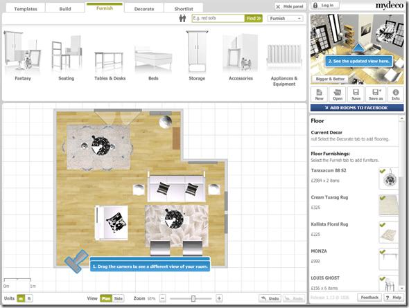 Mydeco 3d Room Planner Joy Studio Design Gallery Best